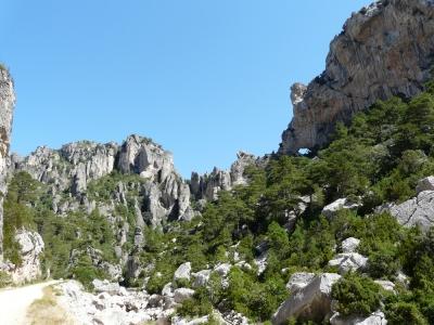Naar de bergen van Els Ports_3